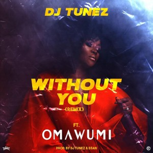 Download Music Mp3:- DJ Tunez Ft Omawumi – Without You (Remix)