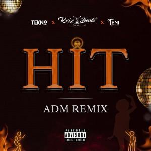 Download Music Mp3:- Krizbeatz Ft Tekno x Teni – Hit ADM (Remix)