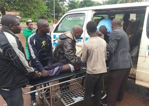 """A party in Kayunga district, Uganda turned bloody when a boy stabbed a colleague to death because of a girl. The Ssezibwa Regional Police spokesperson, Hellen Butoto, confirmed the incident, saying: """"It occurred in Kangulumira sub-county ahead of the official launch of SACCOS, which had been slated for Saturday."""" Butoto said the event"""