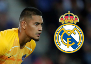 Real Madrid is keen on signing Paris Saint-Germain star this summer as Los Blancos is set to make the loan deal of Alphonse Areola permanent at the end of the summer.  Areola's contract with Real Madrid and Paris Saint-Germain expires in June and he would be free to any deal with any club.