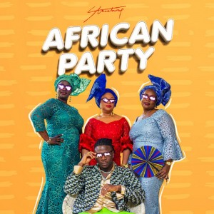 Download Music Mp3:- Stonebwoy – African Party