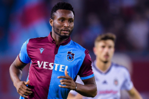 Turkish club, Trabzonspor yesterday terminated the contract of former Super Eagles' Captain, John Obi Mikel following the Nigerian's refusal to continue playing during the current Coronavirus crisis, reports goal.com. A statement by the club read that they parted ways with Mikel by mutual consent.