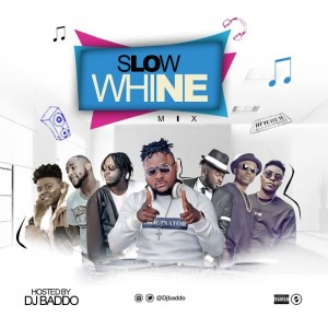 Download Mixtape Mp3:- DJ Baddo – Slow Whine Mix