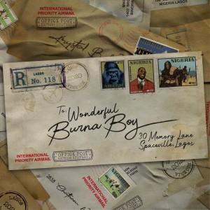 Download Music Mp3:- Burna Boy – Be Wonderful