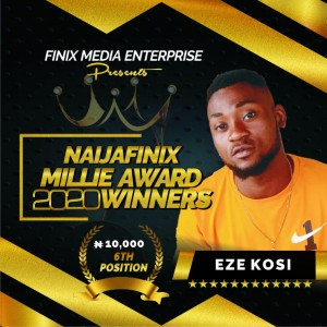 What you need to know about the 10 Winners Of The Naijafinix Millie Awards 2020 Contest.