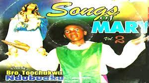 Bro. Tochukwu Ndubuaku - Songs Of Mary (Vol 2)