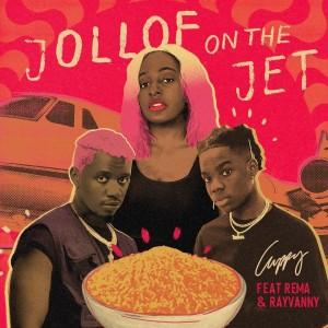 Download Music Mp3:- Dj Cuppy Ft Rema x Rayvanny – Jollof On The Jet