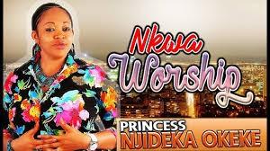 Download Music Mp3:- Princess Njideka Okeke - Ministration (Nkwa Worship 1)