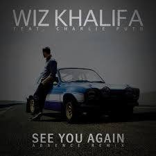 Download Music Mp3:- Wiz Khalifa Ft Charlie Puth - See You Again [+Lyrics]