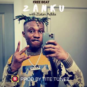 Download Freebeat:- Zanku Beat x Zlatan Adlibs (Prod By Tite Tunez)