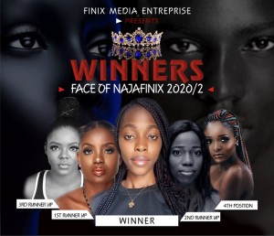 Face Of Naijafinix 2020 Winners