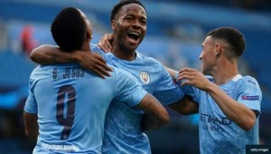 Man City Extra Hungry For Champions League Success – Sterling
