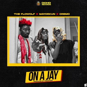 Download Music Mp3:- The Flowolf Ft Mayorkun x Dremo – On A Jay