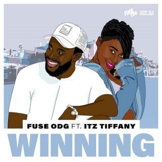 Download Music Mp3:- Fuse ODG Ft Tiffany – Winning