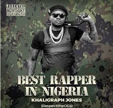 Download Music Mp3:- Khaligraph Jones - Best Rapper In Nigeria