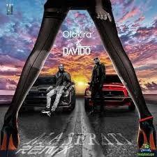 Download Music Mp3:- Olakira Ft Davido - In My Maserati (Remix)