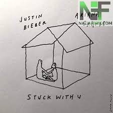 Download Music Mp3:- Ariana Grande Ft Justin Bieber - Stuck With U