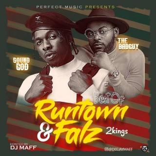 Download Mixtape Mp3:- DJ Maff – Best Of Runtown & Falz Mix