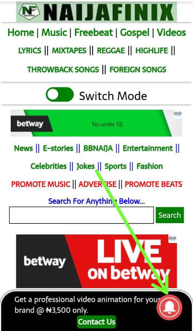 SPONSORED:- Get All Music We Upload On Your Device For FREE