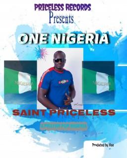Download Music Mp3:- Saint Priceless - One Nigeria