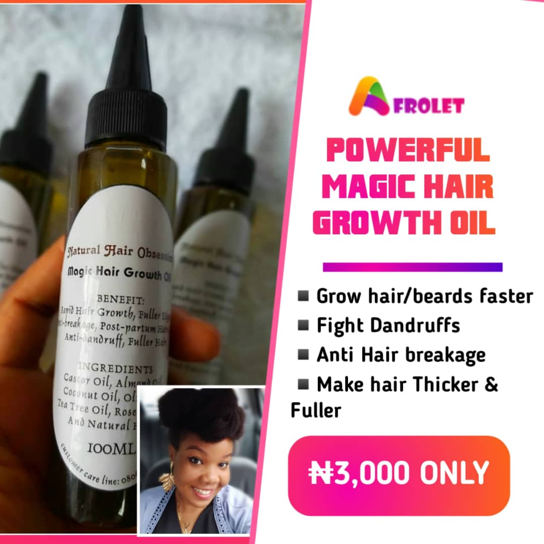 Thinking Of Ways To Grow Your Hair Fast and healthier? Then here is what you need Usually, an average human hair only grows a quarter inch per month which maybe quite delaying as we sometimes w
