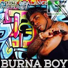 Download Music Mp3:- Burna Boy - Check & Balance