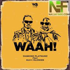 Download Music Mp3:- Diamond Platnumz Ft Koffi Olomide - Waah!