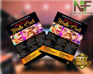 You need a Top Notch flyer design for your brand and other essential purposes. Then what are you waiting for, FIZZYGRAPHICS is giving out a discount of 40% in every flyer design you make with them such as: