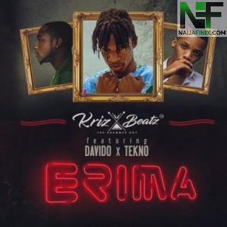 Download Music Mp3:- Kriz Beatz Ft Davido x Tekno - Erima
