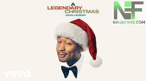 Download Music Mp3:- John Legend Ft Stevie Wonder - What Christmas Means to Me