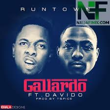 Download Music Mp3:- Runtown Ft Davido - Gallardo