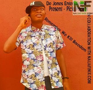 Download Comedy Video:- Pick Pocket (De Jones Entertainments)