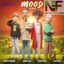 Download Music Mp3:- 24kGoldn - Mood (Remix) Ft Justin Bieber, J Balvin & Iann Dior