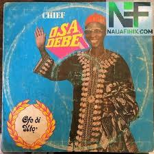 Download Music Mp3:- Chief Osita Osadebe - Onu Kwube