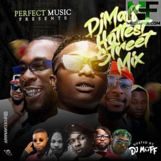 Download Mixtape Mp3:- DJ Maff – Hottest Street Mix