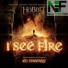 Download Music Mp3:- Ed Sheeran - I See Fire