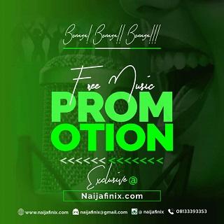 Naijafinix Free Music Promotion