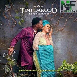 Download Music Mp3:- Timi Dakolo - Where Did We Go Wrong (Cry)