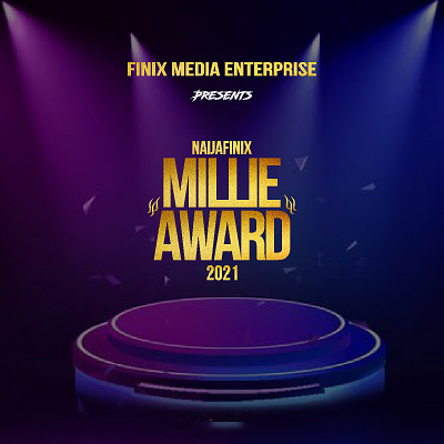 """It is another season yet again, as we bring to you the """"NAIJAFINIX MILLIE AWARDS"""", where only Ten (10) persons stands the chance of winning cash prizes from the total sum of ₦2million."""