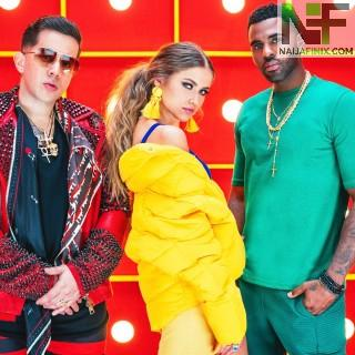 Download Music Mp3:- Sofia Reyes - 1, 2, 3 Undostres Ft Jason Derulo & De La Ghetto)