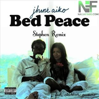 Download Music Mp3:- Jhené Aiko Ft Childish Gambino - Bed Peace