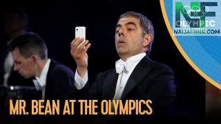 Download Music Mp3:- Mr. Bean - London 2012 Olympic Games (Live Performance)