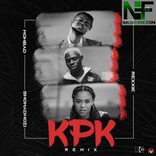 Download Music Mp3:- Rexxie – KPK (Ko Por Ke) Remix Ft Mohbad & Sho Madjozi