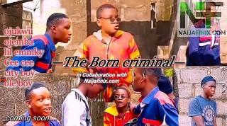 Download Comedy Video:- Born Criminal – De Jones Entertainment