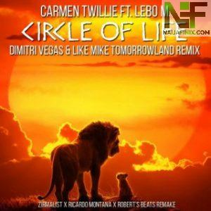 Download Music Mp3:- Carmen Twillie – Circle of Life Ft Lebo M
