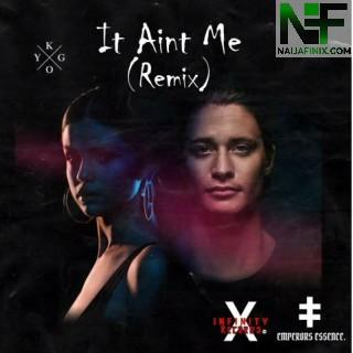 Download Music Mp3:- DJ Abux – It Ain't Me (Amapiano Remix) Ft Soulking