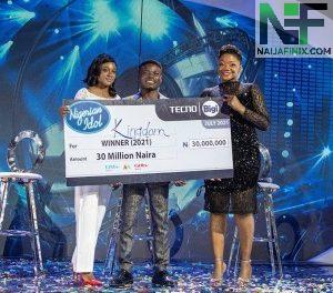 Download Music Mp3:- Nigerian Idol - Jerusalema