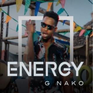 Download Music Mp3:- G-Nako - Energy
