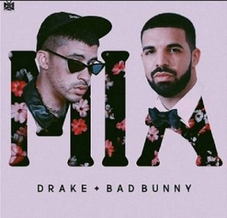 Download Music Mp3:- Bad Bunny - MIA Ft Drake