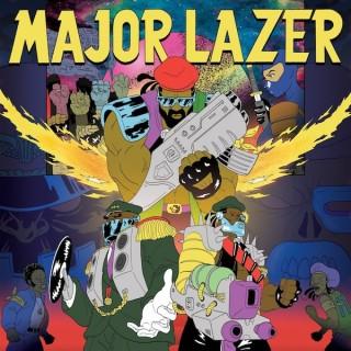 Download Music Mp3:- Major Lazer - Bubble Butt Ft. Bruno Mars Tyga & Mystic